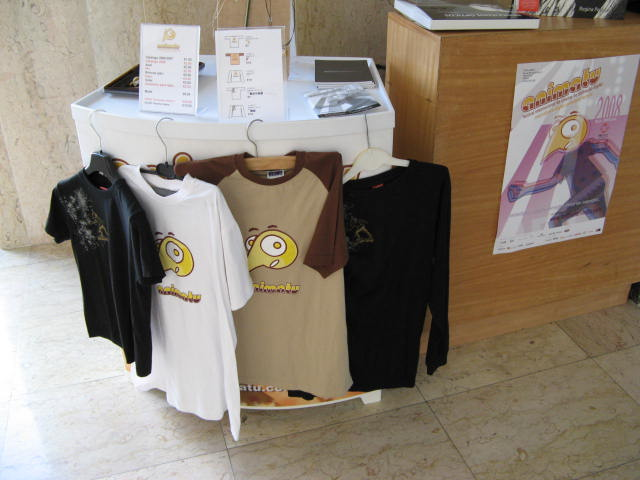 Merchandise at Animatu
